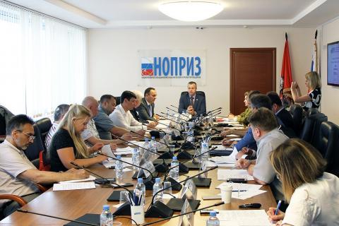 Подкомитет НОПРИЗ Константина Белоусова дал оценку проектам нормативных правовых актов в области пожарной безопасности