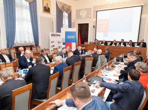 СРО Северо-Запада на своей Окружной конференции также выдвинули Михаила Посохина на пост президента НОПРИЗ