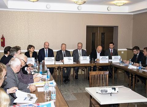 Сибирские саморегуляторы одобрили кандидатуру Михаила Посохина для выдвижения на пост президента НОПРИЗ