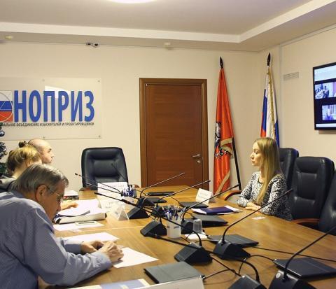 Столичная ОКК НОПРИЗ дала «добро» трём НКО на получение заветного статуса СРО