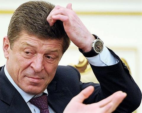 Строителю Дмитрию Козаку предстоит заняться выстраиванием внешнеэкономических отношений с Молдавией