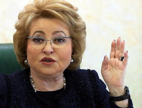 Валентина Матвиенко: Есть ли польза от госкомпании «ДОМ.РФ» Александра Плутника и присосавшихся к деньгам структурам?