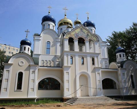 Владимир Ресин: Храм в Бирюлеве ищет благотворителя, чтобы обрести голос