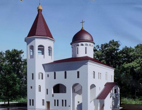 Владимир Ресин: Храм в Зюзино – один из немногих счастливых объектов, которые с самого рождения имеют спонсора