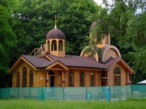 Владимир Ресин: Храм в честь князя Владимира строится на лужайке Перовского сквера в Новогиреево