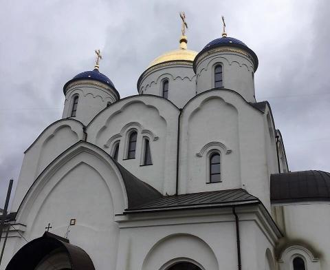 Владимир Ресин: Крупнейший в Бутово храм будет сдан в эксплуатацию в 2018 году