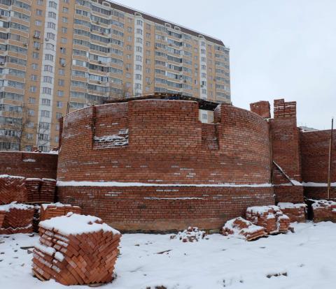 Владимир Ресин: Новый храм в Дегунино будет завершён в 2018 году