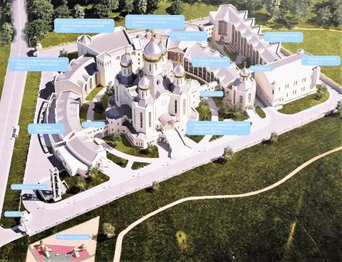 Владимир Ресин: В Северном Бутово за три года будет построен крупнейший программный храм