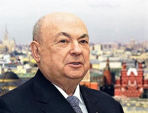 Владимир Ресин награждён медалью П. А. Столыпина 1-ой степени