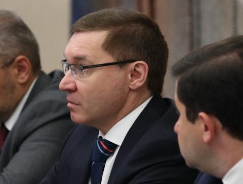 Владимир Якушев: За первое полугодие количество зарегистрированных ДДУ увеличилось на 10 процентов
