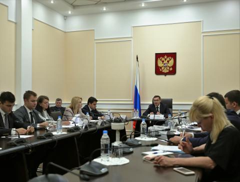 Владимир Якушев обсудил с представителями регионов предложения в нацпроект «Жильё и городская среда»