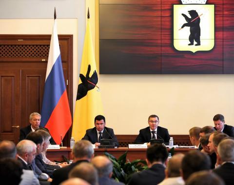 Владимир Якушев обсудил с регионами ЦФО нормы законодательства о долевом строительстве