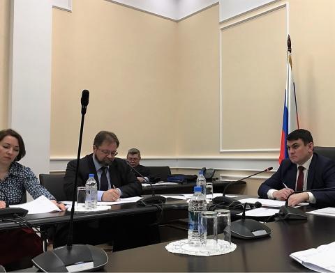 Юрий Гордеев: Минстрой России планирует заключить 385 соглашений с регионами