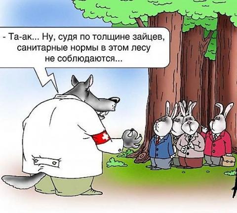 За СРО «Союз «Мособлстройкомплекс» принялись «санитары саморегулируемого леса»