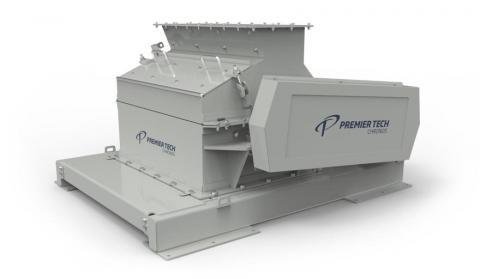 Дробилки Premier Tech серии HML для изоляционных материалов