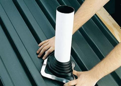 Зачем нужно герметизировать дымоход
