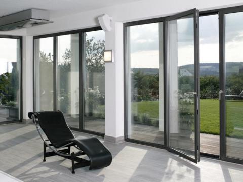 Окна и двери для террасы