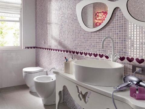 Как стены в ванной подготовить под оклеивание плиткой