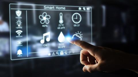 Оборудование для умного дома