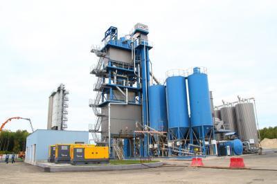 Как работают заводы по производству бетона