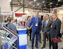 Александр Вахмистров: Строительная отрасль России развивается очень активно, и наши экспозиции – яркое тому подтверждение