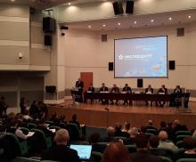 Хамит Мавлияров: Порядка 8 тысяч предприятий промышленности стройматериалов обеспечивают строительную деятельность в России