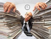 Какие проблемы может принести саморегуляторам СТО по документообороту?