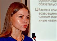 На семинаре РТН представитель его правового управления Нина Ершова пыталась сделать хорошую мину при плохой игре, тем самым подставляя своё руководство