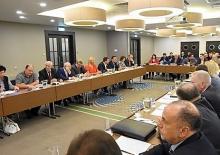 Саморегуляторы ЦФО поменяли Андрея Бровкина на Игоря Лукина, в целом одобрили предложенные документы и проголосовали против Академии