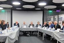 Уральские СРО вслед за своими коллегами из ДФО и СФО также выдвинули кандидатуру Михаила Посохина на пост президента НОПРИЗ