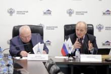 Виктор Опекунов поставил вопрос о целесообразности существования комитета НОСТРОЙ по строительству объектов ТЭК