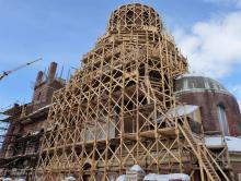 Владимир Ресин: «Большой академический» храм в Коптево будет сдан в 2019 году