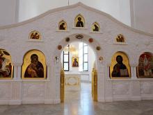 Владимир Ресин: Этим летом пройдёт Великое освящение храма Новомучеников и Исповедников Российских