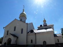 Владимир Ресин: Храм Казанской иконы Божией Матери в посёлке Мещерский будет сдан в декабре этого года