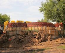Владимир Ресин: На храме Сретения Господня в Бирюлево настоятель стал генподрядчиком