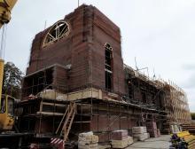 Владимир Ресин: Строим один храм для 90 тысяч человек!
