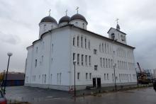 Владимир Ресин: В конце октября в храме Сергия Радонежского на Ходынке состоится Великое освящение