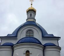 Владимир Ресин: Завершается строительство храма небесного покровителя воинов-десантников в Бутово