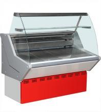 Холодильные среднетемпературные витрины