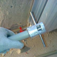 какие инструменты используются при монтаже систем отопления