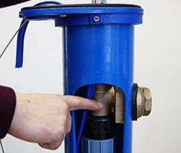 Кессоны для обустройства скважины на воду