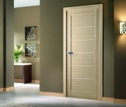 Межкомнатные двери с установкой